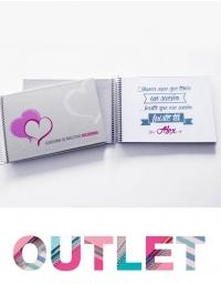 Cuaderno de enamorados OUTLET