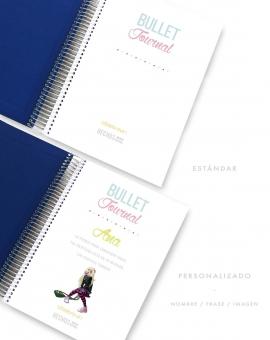 Bullet Journal Azul Oscuro Outlet