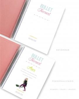 Bullet Journal Salmón Outlet