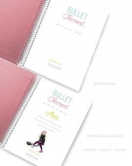 Bullet Journal Rosa Nude Outlet