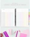 Kit de papelería para opositores