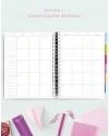 Kit de papelería de planificación personal