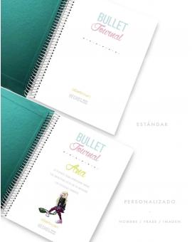 Bullet Journal Esmeralda tamaño A5