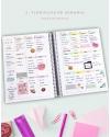 Agenda Personalizada A5 Violeta