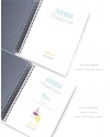 Agenda Personal Silver Tamaño A5