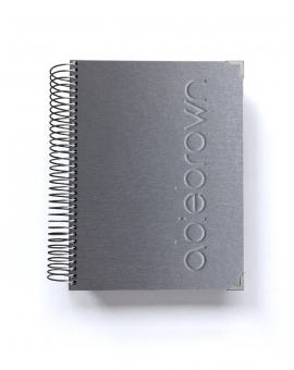 Planificador Saludable A5 Silver