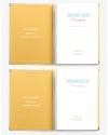 Organizador a medida A4 Amarillo Combinado