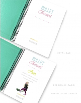 Bullet Journal Turquesa Outlet