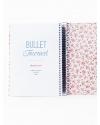 Bullet Journal Rose Gold Mármol Tamaño A4