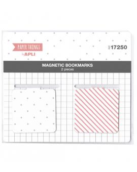 Marca páginas Magnético Grey