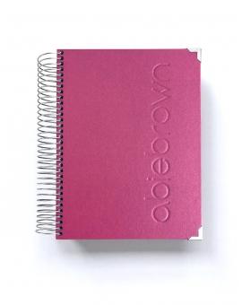 Organizador Personal A5 Rosa