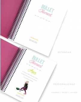Bullet Journal A5 Rosa