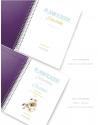Planificador Saludable A5 Violeta