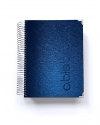Organizador Azul Metalizado