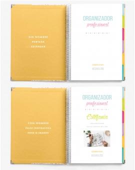 Organizador Amarillo Combinado