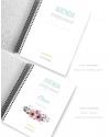 Agenda Luxury Blanco