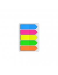 Flechas Adhesivas Neón (pack de 5)