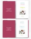 Agenda Personal A4 Malva Combinado
