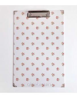Porta folio Floral