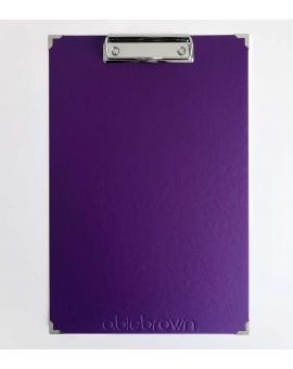 Porta folio Violeta