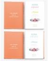 Agenda de Trabajo A4 Naranja Combinado