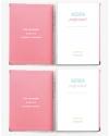 Agenda de Trabajo A4 Rosa Nude