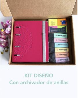 KIT diseño con archivador