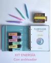 Kit energía con archivador
