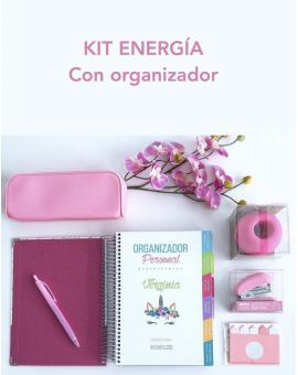 Kit energía con organizador