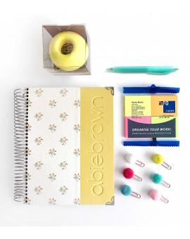 Kit creativo con organizador