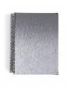 Agenda de Trabajo A4 Silver
