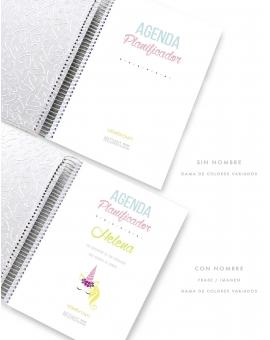 Agenda Semana Vista Esmeralda Combinado OUTLET