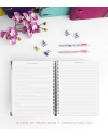Diario de vida A5 Esmeralda Combinado