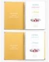 Agenda de Trabajo A4 Amarillo