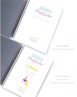 Agenda Personalizada A5 Silver