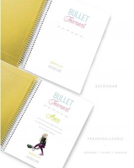Bullet Journal Naranja Tamaño A5
