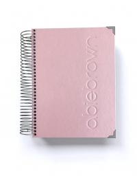 Agenda Personal A5 Rosa Quartz