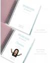 Organizador Personal A5 Tricolor Rosa